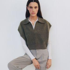 Zara Knit Vest